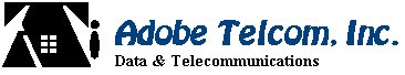 Adobe Telcom, Telecommunication, Telephone Equipment, Voice Mail Systems, Used Refurbished phone Systems, Panasonic, Toshiba, Comdial, VSR, Amanda